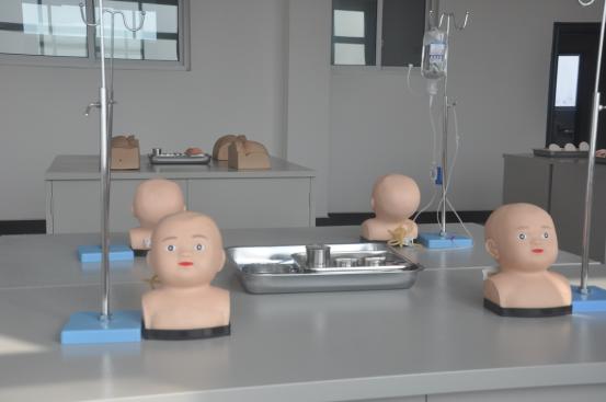 儿科护理实训室